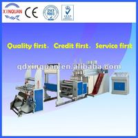 plastic making machine for single layer and multi-layer cast film