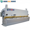 Europe standard hydraulic guillotine shearer shearing CNC machine