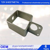 Custom Fabrication Of A Bracket For