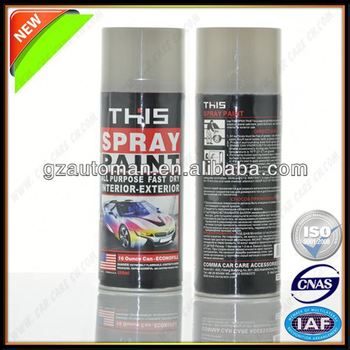 Fast Dry ISO erasable spray paint