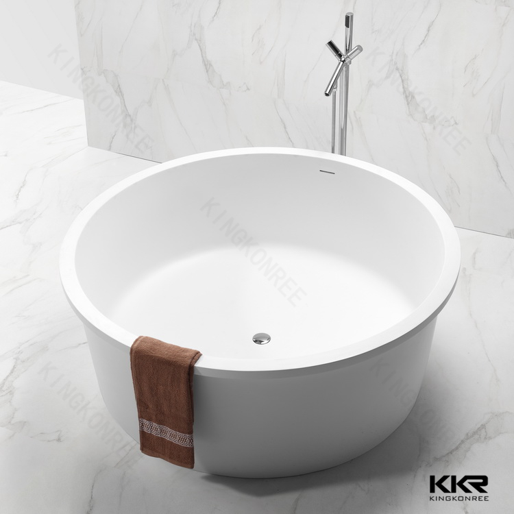 Freestanding Round Bathtub Small Round Bath Tub Prices   Buy Round Small  Hot Tub,Freestanding Baby Bath Tub,Round Hot Tub Product On Alibaba.com