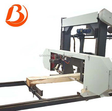 Modern Mobile Lumber Milling Machine Portable Band Saw Mill