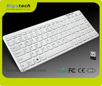 Ultra-slim mini chocolate bluetooth keyboard with scissor structure chocolate keycaps for laptop, Android PC, Iphone
