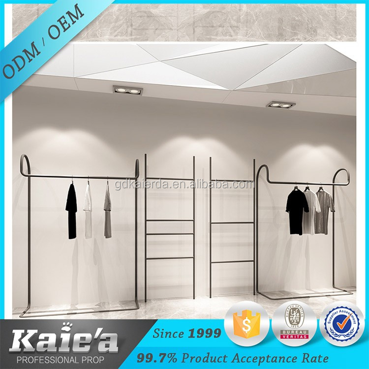 free standing clothes rack,clothes standing rack,free standing floor display