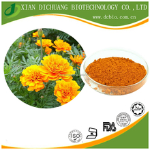 Natural Pigment Marigold Extract Powder Lutein 50% Vasodilator Function