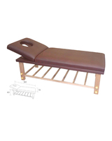 Solid wood bed stead beauty bed massage bed salon luxury beauty equipment