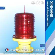 XH-60 10w 15w LED obstruction light aviation warning light for tower and high buildings