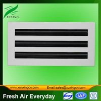 air conditioning linear slot grilles diffuser aluminum linear bar grille air diffuser