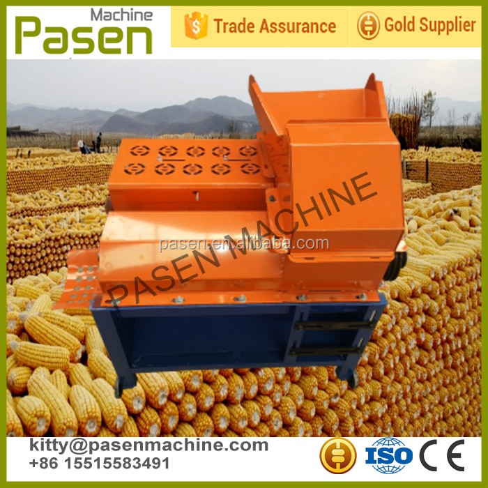 Easy operation Feed blender mixer machine / Animal fodder grinder mixer machine