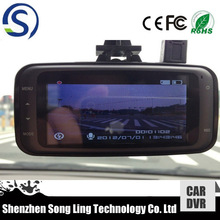 GS3000 2012 New HD Car DVR with G-Sensor/Motion Detection/Cycle Recording Functions omega hd car dvr