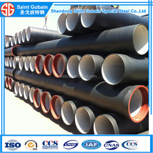 saint gobain universal steel pipe fitting/EPDM NBR rubber sleeves rapid pipe coupling/SUS 59-3Open type ductile iron pipe joint
