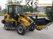 mini wheel loader (CE,EPA approved model ZL10F )