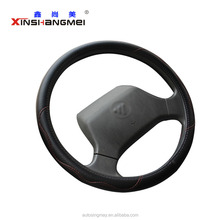 China factory direct hot sales pvc foam steering wheel cover, Truck bus car steering wheel cover factory