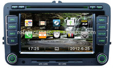 Touch screen car dvd for FABIA bluetooth gps for SKODA