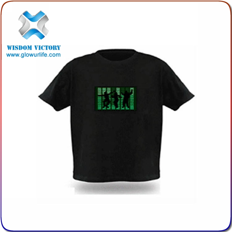 THE END YEAR Promotional Discount CLEAR WAREHOUSE Different Kinds of EL Panels,t-shirt led display