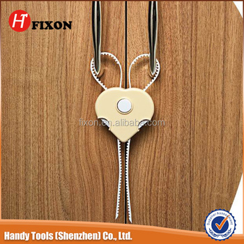 Baby safety heart shape cabinet lock