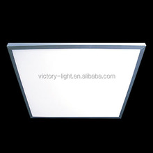 CE RoHS emc lvd indoor flat ceiling 600x600 led panel light 36W 2x2 for shop