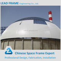 China Supplier Prefab Lightweight Dome Type Roof