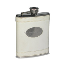 mini leather hip flask orchids flask seedling for sale