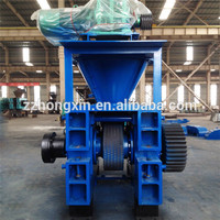 China high capacity slurry briquette machine for lignite coal