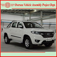 2015 new model double cabin 4x4 drive diesel pickup (skd/ckd kits available for assembly)