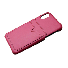 Fashion luxury handmade 3D saffiano leather phone case for iphone 6 7 8 case cover leather