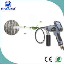 inspection and washing car air conditioning evaporator cleaning foam spray gun