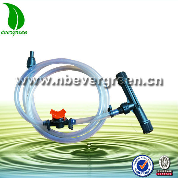 water venturi fertilizer suction farm irrigation systems for irrigation