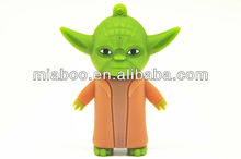 star war character usb flash drive,cartoon usb stick
