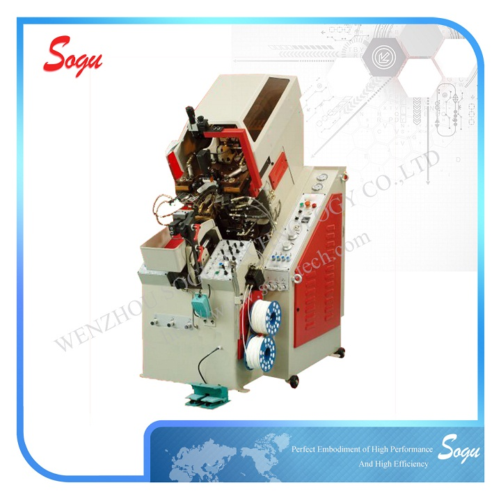 Xx0400 Hydraulic Automatic Cementing Toe Lasting Machine