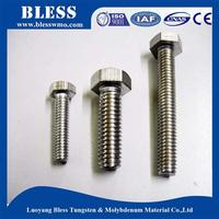Top Grade tungsten product bolt nut drawing