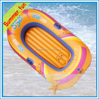 Wholesale PVC Inflatable Double Boat