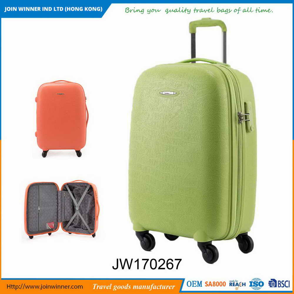 China Factory Custom Trolley Bag Sizes Hot Sale On Line