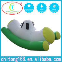 Inflatable Water Sports PVC Tarpaulin Cheap Mini Water Seesaw