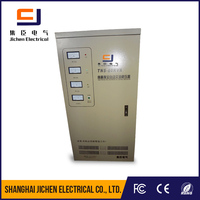 CE ROHS approved TNS-80KVA 3 phase automatic voltage regulator