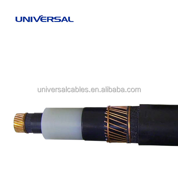 18/30kv Copper Conductor Single Core Kinds of XLPE Power Cable