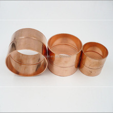 Copper Straight Coupling for refrigeration and air conditioning copper tube brass fitting /Coupling