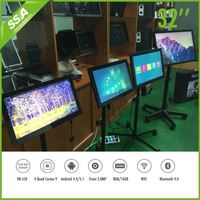 all in one tv pc compute,with Original windows 10 and Android 4.4;,Windows OTT BOX with Original windows 10 OS Z3735F Up to 1.8