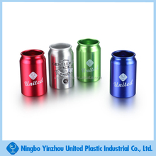 anodized aluminum beer can for beer, beverage and drinks