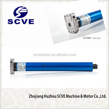 Tubular Motor for roller shutter and roller blinds ,motor tubular, AC 59mm tubular motor