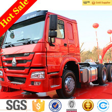 Sinotruk howo Trailer Truck 40 Tons Trailer Head Truck Prices/ The Tractor Truck