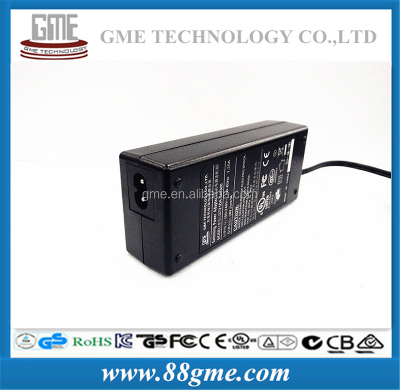 2016 HongKong exhibition show ac dc adapter: hot sale Worldwide 24v 3a Slim Universal power supply for netbook