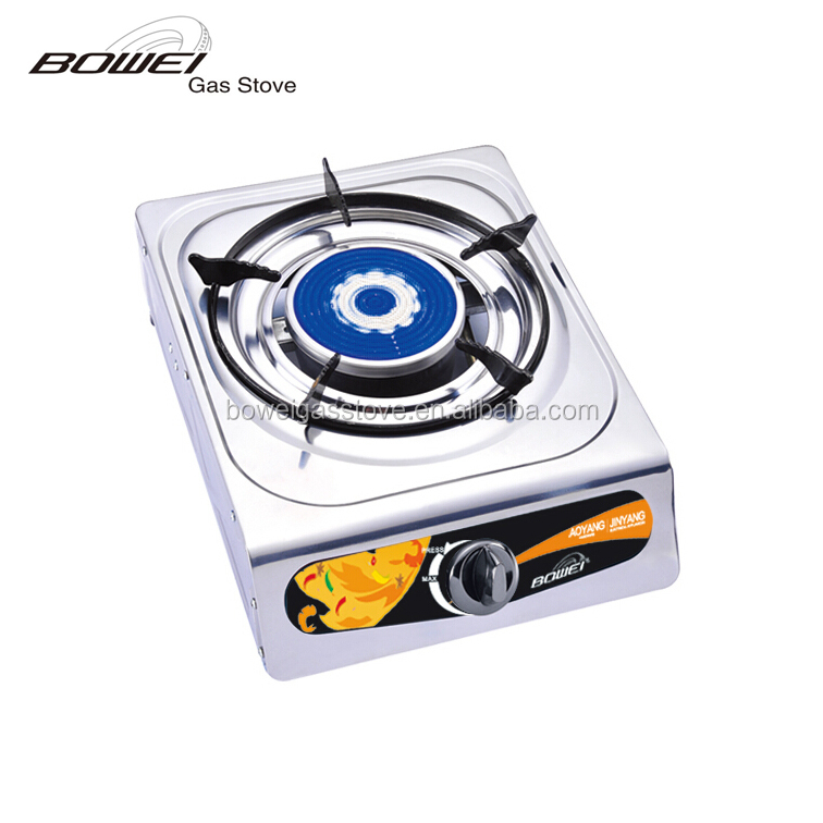 Chinese cooking ceramic infrared gas stove