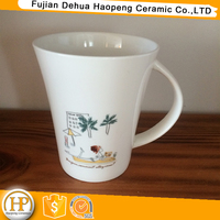 Drinkware Type Promotional Customized Ceramic Mugs