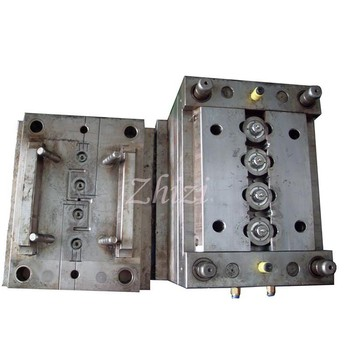 Plastic injection mould for plastic glasses frame