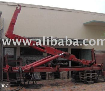 Pallift 18 Ton capacity Hooklift