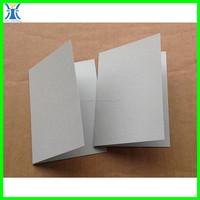 Yiwu New Arrived plain custom made white wholesale blank greeting card paper