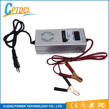 top brand intelligent battery charger manufacturer 12V 8A high frequency battery charger for car