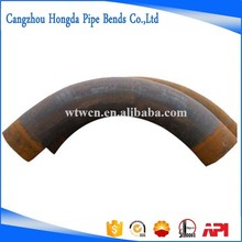 ASME B16.49 Carbon Steel 90 Degree Hot Induction Pipe Bend