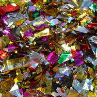 Chinese factory selling party accessory foil confetti for party decoration